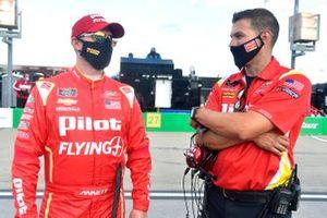 Michael Annett, JR Motorsports, Chevrolet Camaro TMC