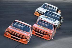 Brett Moffitt, GMS Racing, Chevrolet Silverado Chevy Cares, Zane Smith, GMS Racing, Chevrolet Silverado LaPaz Margarita Mix