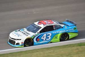 Darrell Wallace Jr., Richard Petty Motorsports, Victory Junction Chevrolet Camaro