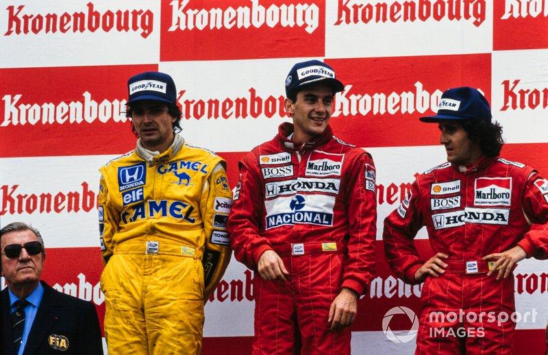 Nelson Piquet zu Lotus (1988)