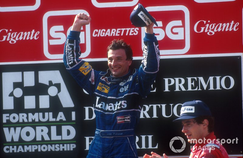 GP de Portugal de 1991: Riccardo Patrese