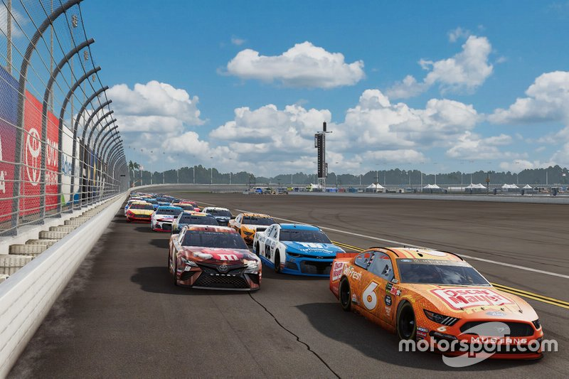 $10,000 eNASCAR Heat Preview Piece