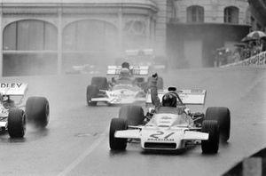 Wilson Fittipaldi, Brabham BT33, Howden Ganley, BRM P180
