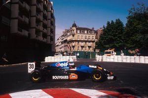 Olivier Panis, Lola T92/50 Cosworth DFV