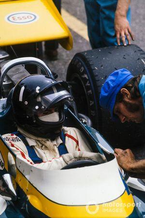 Graham Hill, Brabham BT34 Ford, GP d'Olanda del 1971