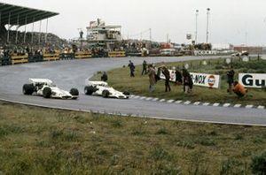 Pedro Rodriguez, BRM P160, Howden Ganley, BRM P160