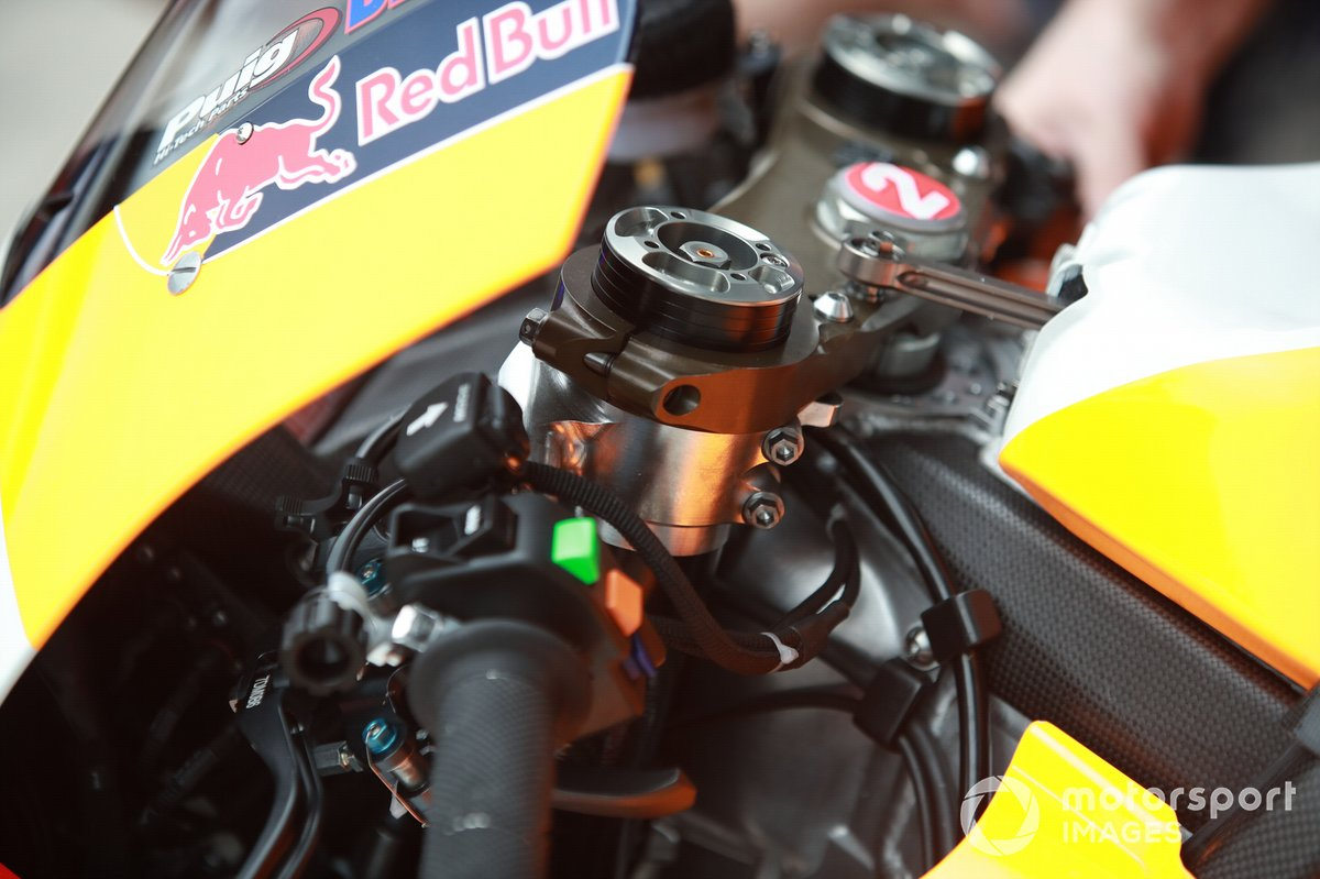 Moto de Stefan Bradl, Repsol Honda Team