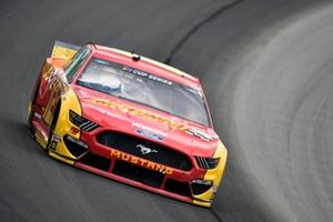 Ryan Blaney, Team Penske, Ford Mustang Advance Auto Parts