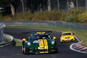 #120 Porsche 911 GT3 Cup: Tim Scheerbarth, Georg Goder, Martin Schlüter