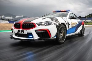BMW M8 Competition Coupé safety car