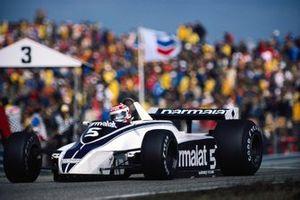 Nelson Piquet, Brabham BT49 Ford