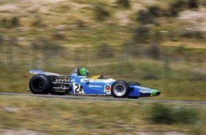Henri Pescarolo, Matra Simca MS120