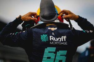 Fernando Alonso, Arrow McLaren SP Chevrolet