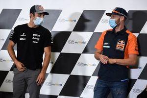 Johann Zarco, Avintia Racing, Brad Binder, Red Bull KTM Factory Racing