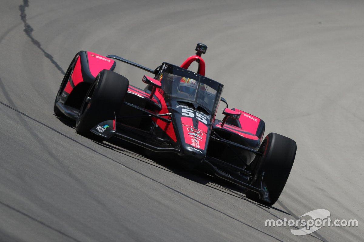 Alex Palou, Dale Coyne Racing Honda