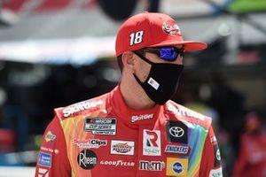 Kyle Busch, Joe Gibbs Racing, Toyota Camry