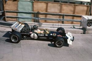 Graham Hill, Walker Racing Lotus 49C