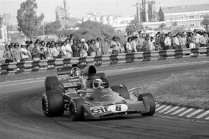 Jackie Stewart, Tyrrell 006, Emerson Fittipaldi, Lotus 72D