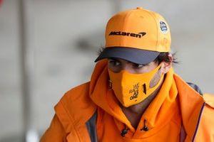 Карлос Сайнс-младший, McLaren