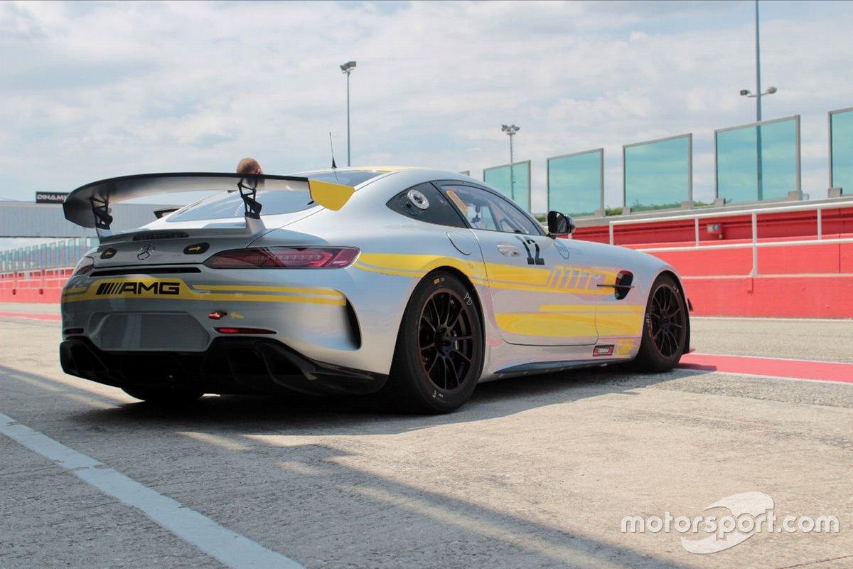 Nova Race, Mercedes AMG GT4