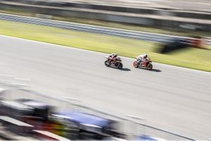Alex Marquez, Repsol Honda Team, Bradley Smith, Aprilia Racing Team Gresini