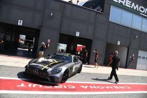 Mercedes-AMG GT4, Trivellato Racing, Villorba Corse