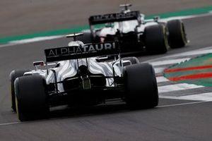 Romain Grosjean, Haas VF-20, Pierre Gasly, AlphaTauri AT01