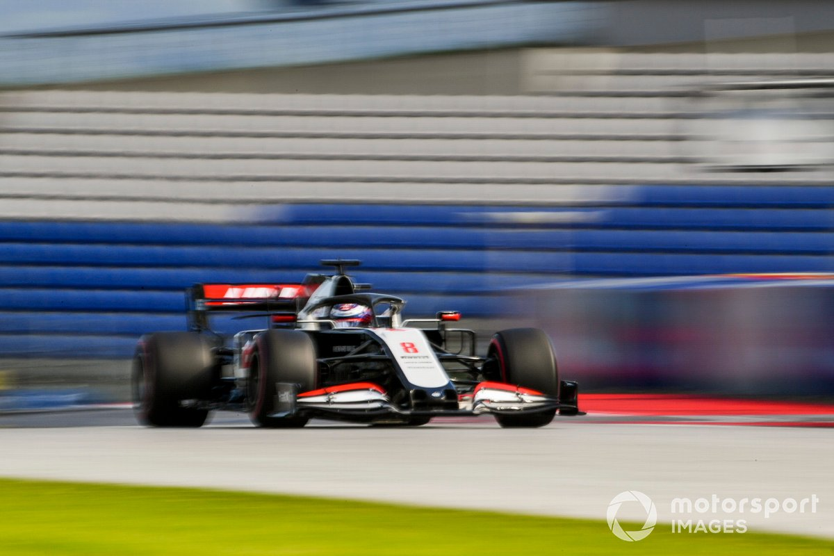 20 - Romain Grosjean, Haas VF-20