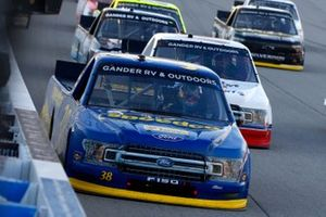 Todd Gilliland, Front Row Motorsports, Ford F-150 Speedco