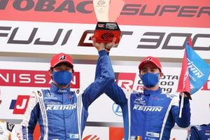 Koudai Tsukakoshi, Bertrand Baguette (#17 KEIHIN NSX-GT)