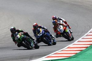 Alex Lowes, Kawasaki Racing Team, Loris Baz, Ten Kate Racing Yamaha