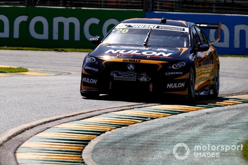 Скотт Пай, Charlie Schwerkolt Racing Holden