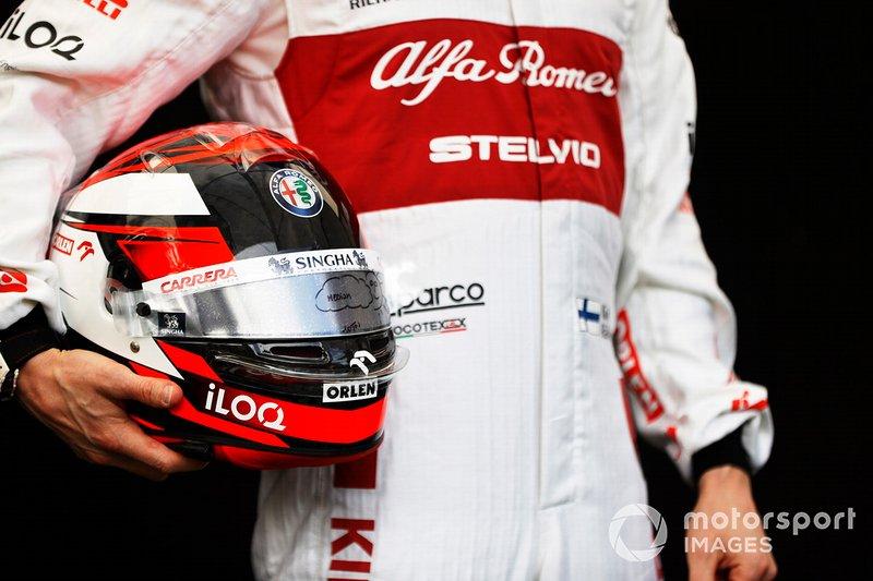 Kimi Raikkonen: 6% de la votación
