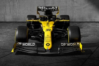 Renault F1 Team R.S.20 livery