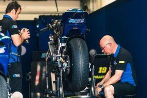 Italtrans Racing Team garage