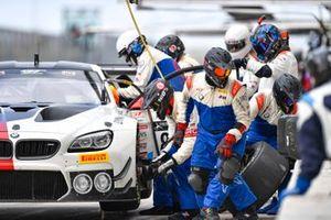 #87 GT3 Pro-Am, Stephen Cameron Racing, Henry Schmitt, Greg Liefooghe, BMW F13 M6 GT
