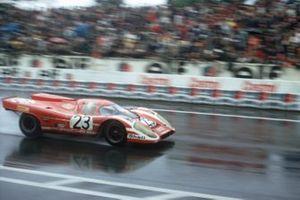 La Porsche, alla 24h di Le Mans 1970, con la 917 KH Numero 23