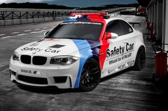 BMW 1 Series M Coupé safety car