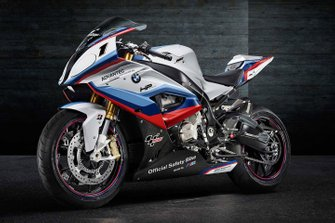 BMW S 1000 RR safety bike