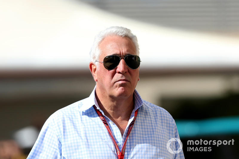 Lawrence Stroll, proprietario del team Racing Point Force India F1