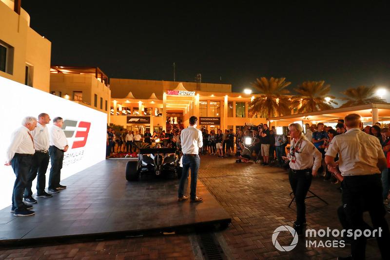 FIA F3 2019 aracı