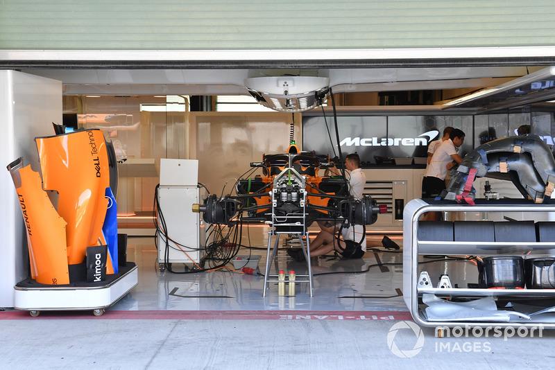 Garasi McLaren