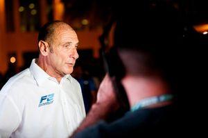 Bruno Michel of the FIA F2 Championship
