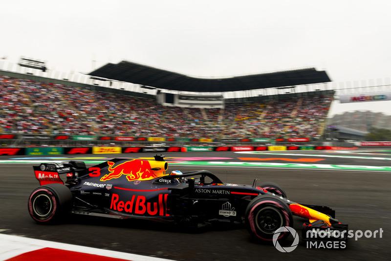 7. Daniel Ricciardo - 6,83