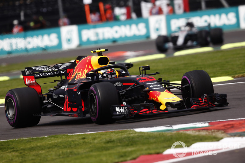 Mexique - Max Verstappen