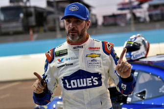 Jimmie Johnson, Hendrick Motorsports, Chevrolet Camaro Lowe's Power of Pride