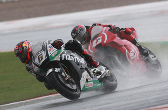 Stefan Bradl, LCR Honda, Scott Redding, Aprilia Racing Team Gresini