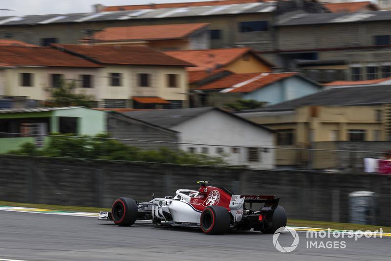 7: Charles Leclerc, Sauber C37, 1'08.492