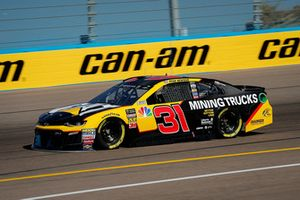 Ryan Newman, Richard Childress Racing, Chevrolet Camaro Cat Global Mining