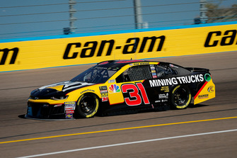 Ryan Newman, Richard Childress Racing, Chevrolet Camaro Cat Global Mining